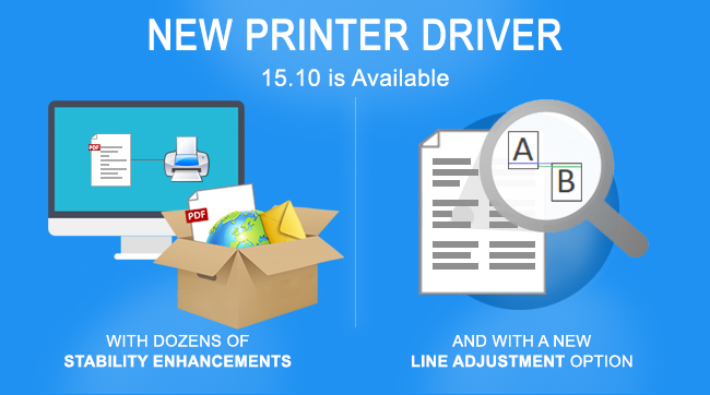 New Black Ice Printer Driver, with multiple new improvements!