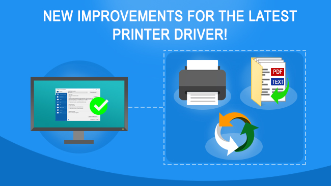 Printer Driver version 15.15 is released!