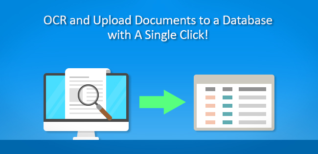 OCR and Upload Documents with the latest Printer Driver!