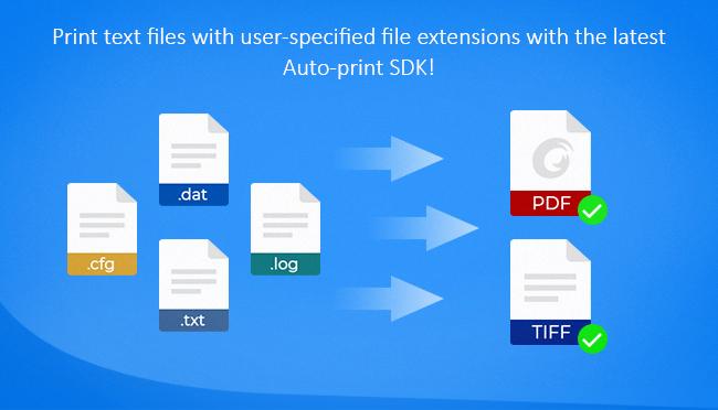 Auto-print Multi-Threaded Service C# Sample